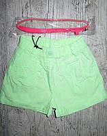 Летние шорты для девочки 98 рост