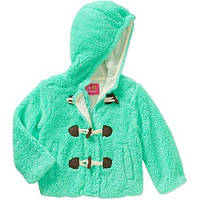 Плюшевая курточка 3-4 года