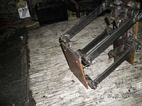 Навесной механизм для мототрактора