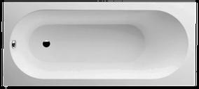 Прямоугольная ванна Villeroy&Boch Oberon 180x80 UBQ180OBE2V-01