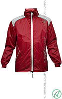 Ветровка с капюшоном Dinamo Titar красно/белая