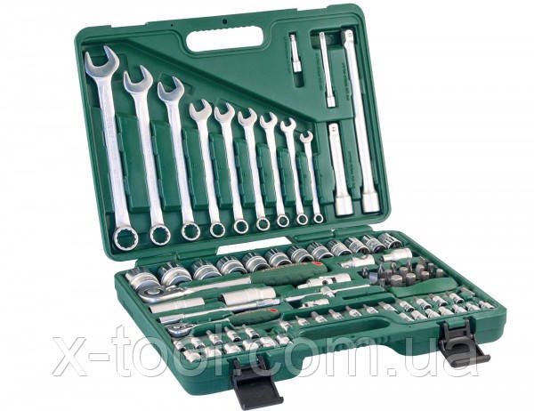 Универсальный набор инструментов 82 предмета  S04H52482S Jonnesway