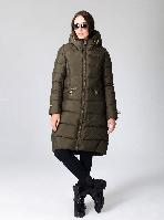 Куртка зимняя стеганая на искусственном пуху, фото 1
