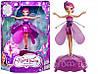 Интерактивная летающая кукла волшебная фея Flitter Fairy(Toy fairy)