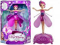Интерактивная летающая кукла волшебная фея Flitter Fairy(Toy fairy), фото 1