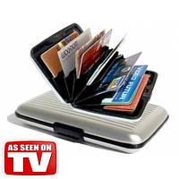 Aluma Wallet (Аллюма Уоллет) — бумажник, кошелек для кредиток и бумажных купюр