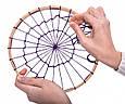 Набор для рукоделия Круг для шитья nic NIC3161, фото 5