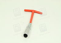 Ключ свечной, T-ручка, 16 мм.                                                                   DK2807-1A/16