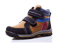 Зимняя обувь Ботинки для мальчиков от фирмы Paliament(27-32)