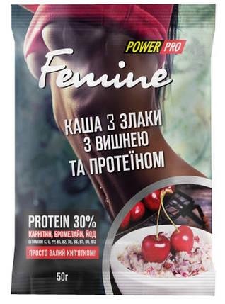Каша Power Pro Femine 50 г (30% протеїну), фото 2