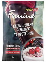 Каша Power Pro Femine 50 г (30% протеїну)