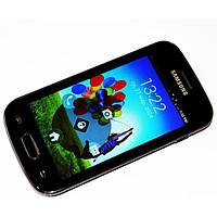 Смартфон Samsung GALAXY Trend Duos GT-S7562. 2Sim+1GHz+Android4.1+WiFi. Хорошее качество. Дешево. Код: КГ1964