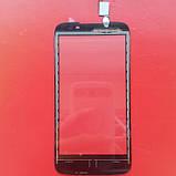 Сенсорний екран для Lenovo A516 чорний, фото 2