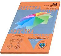 """Бумага офисная цветная """"Spectra Color Saffron"""" 100л. А4, 80 г/м2"""