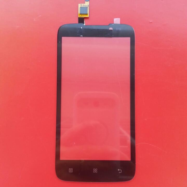 Сенсорний екран для Lenovo A516 чорний