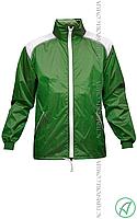 Ветровка с капюшоном Dinamo Titar зелено/белая
