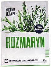 Приправа Kuchnia Lidl. PL Rozmaryn 15 g