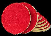 22-12600 Круг фетровый самозацепной, BlackStar (200/1)