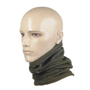 Бафф (шарф-труба) флісовий/ олива