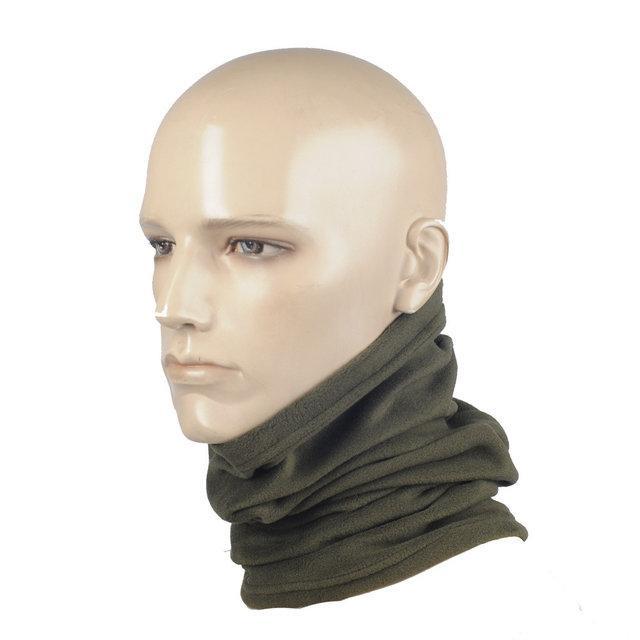 Бафф (шарф-труба) флисовый/ олива