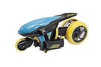 Мотоцикл на р/у Cyklone 360 чёрно-синий Maisto (82066 blue/black)