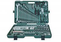 Универсальный набор инструментов 128 предметов S04H524128S Jonnesway, фото 1