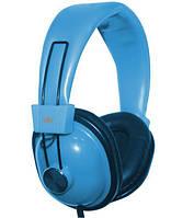 Наушники Crown CMH-910 для ПК синяя (CMH-910 Blue)