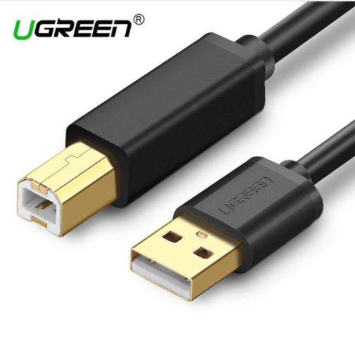 Ugreen Кабель для принтера USB 2.0