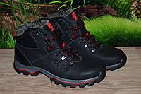 Ботинки детские М40 кожа ECCO размеры 36 37 38 39 40