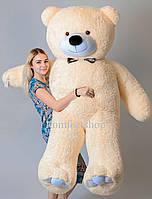 Великий м'який ведмедик 200 см