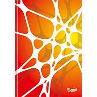 """Книга записная Axent серия """"Net"""", А4, картонная обложка, 80 листов, клетка, белая"""