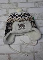 Шапка - мишка