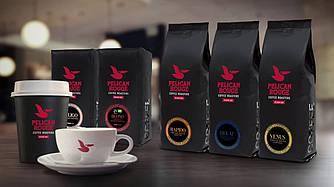 Зерновой кофе Pelican Rouge Distinto - Нидерланды.