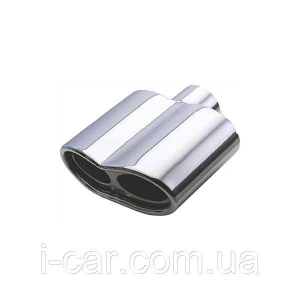 Насадка на глушитель YFX-0270