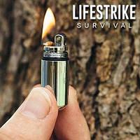 """Зажигалка в герметичной капсуле """"LIFESTRIKE-PRO"""""""