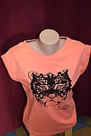 Жіноча футболка-9015