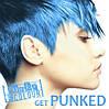 Фарба для волосся Punky Colour Lagoon Blue