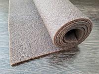 Каучук листовой для ремонта и производства обуви 500*400*10мм. цвет коричневый