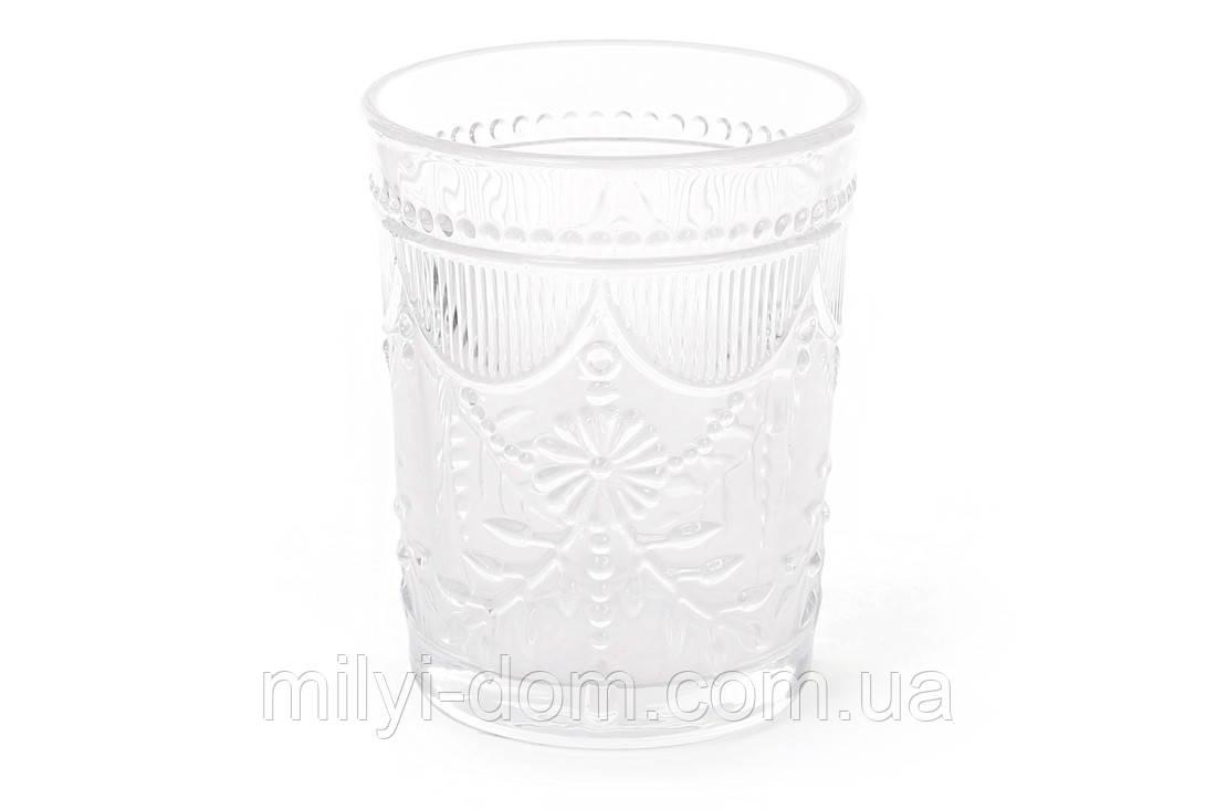 """Прозрачные модные стаканы """"Royal"""", набор 6 шт"""