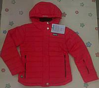 Зимняя курточка для девочки ТМ Brugi