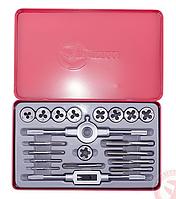 Набор метчиков и плашек 20 ед Intertool SD-8021
