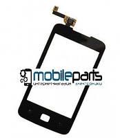 Оригинальный Сенсор (Тачскрин) для LG E510 Optimus Hub (Черный)