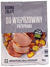 Приправа Kuchnia Lidl.Pl do wieprzowiny 20 g