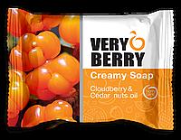 Крем-мыло Cloudberry & Cedar nuts oil ТМ Verry Berry ,12100г