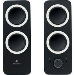 Акустика LOGITECH Multimedia Speakers Z200 (Black)