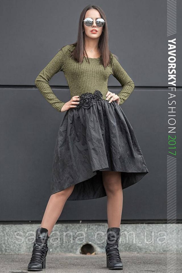 мега-стильное платье