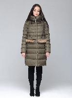 Куртка женская зимняя с натуральным мехом