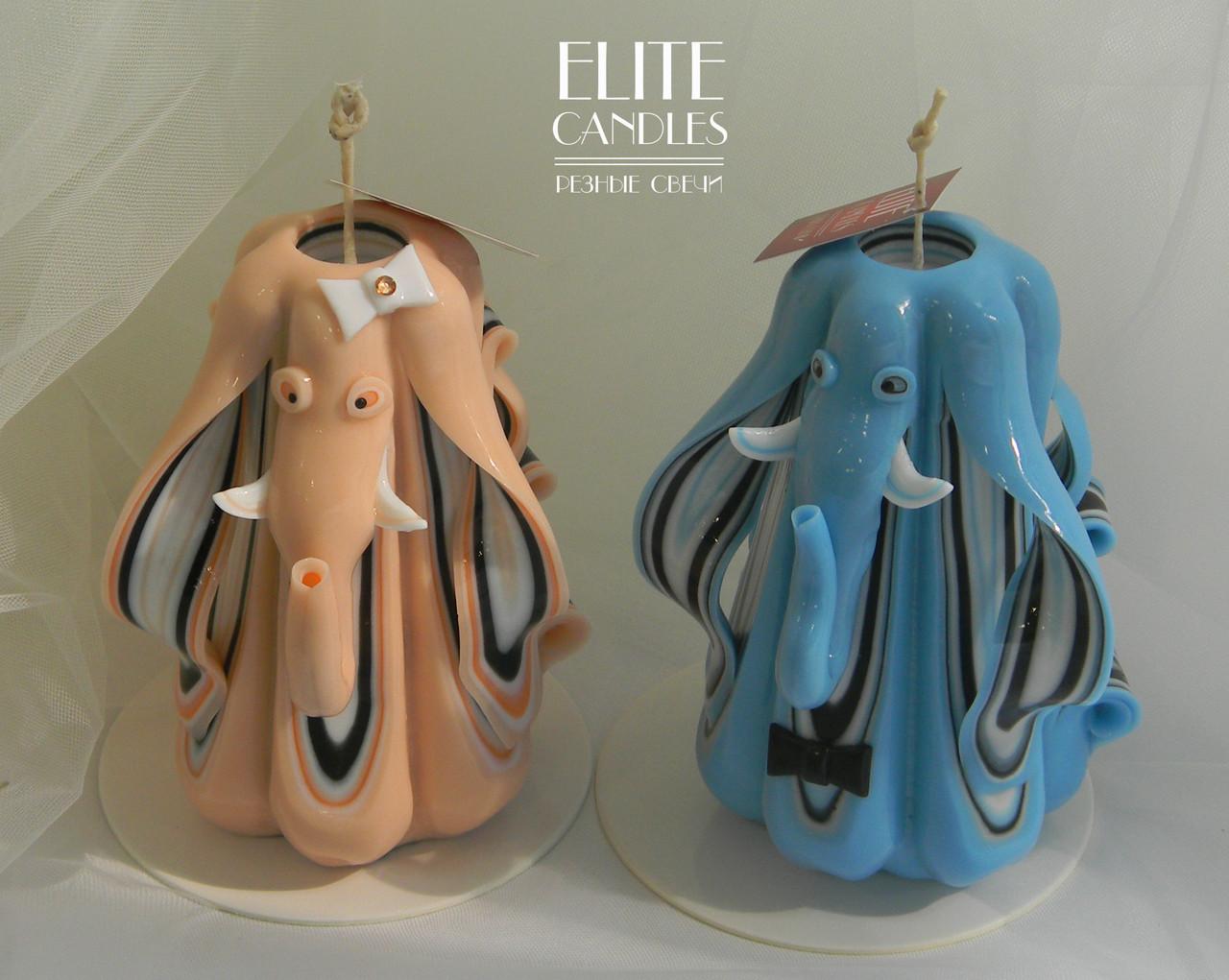 Свечи слоники