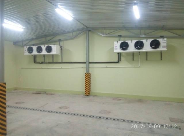 Холодильная камера для хранения пасты! ПАТ ЧУМАК! 10