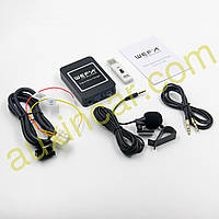 MP3 FLAC usb aux Bluetooth адаптер Вефа WEFA WF-606 для штатной магнитолы Nissan